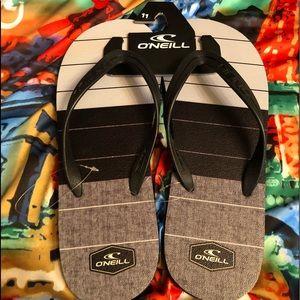 Men's O'Neill Flip-Flops NWT